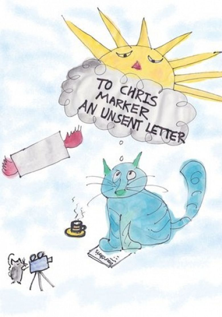 To Chris Marker, an Unsent Letter Poster