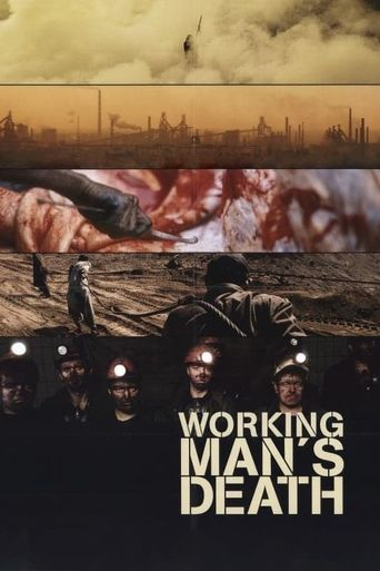 Workingman's Death Poster
