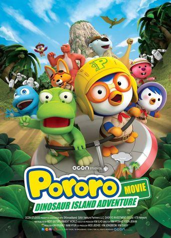 Pororo, Dinosaur Island Adventure Poster