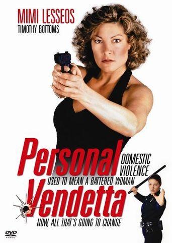 Personal Vendetta Poster