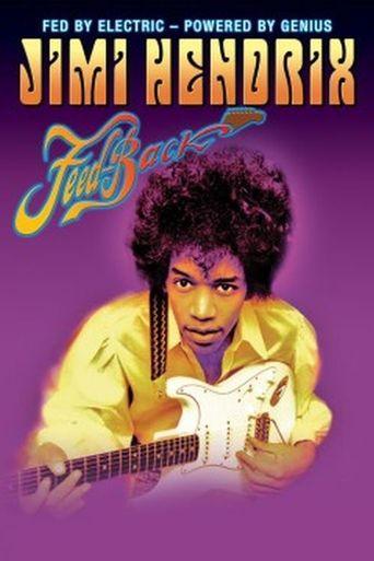 Jimi Hendrix: Feedback Poster