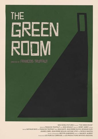 The Green Room Poster
