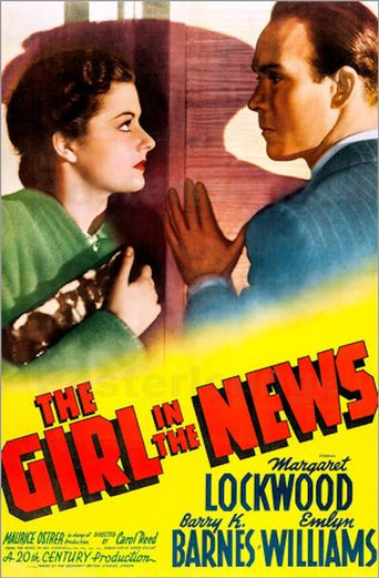 Girl in the News Poster