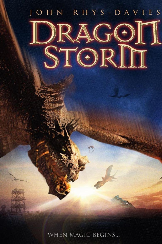 Dragon Storm Poster