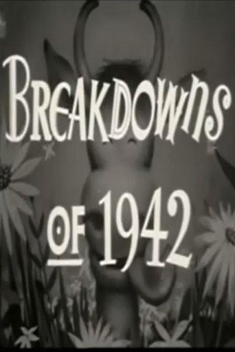 Breakdowns of 1942 Poster