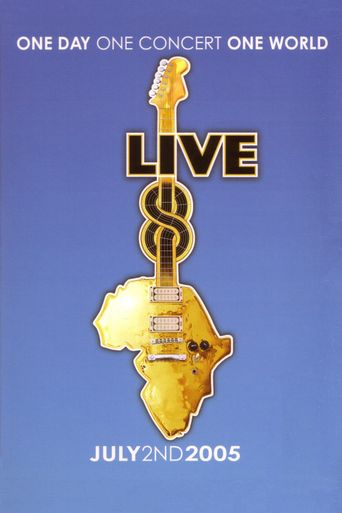 Live 8 Poster