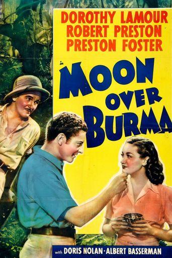 Moon Over Burma Poster