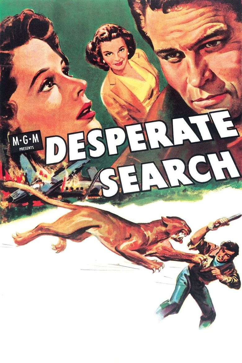 Watch Desperate Search