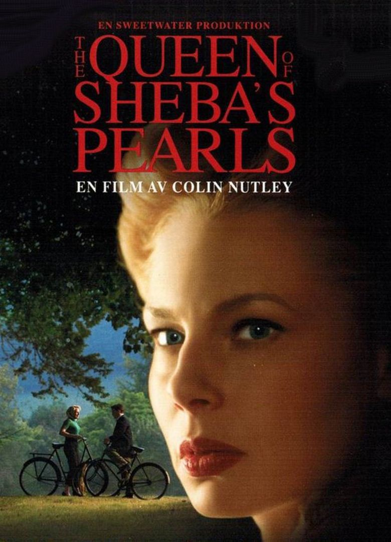 The Queen of Sheba's Pearls Poster
