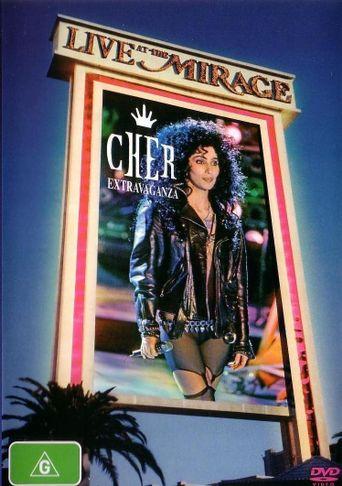Cher: Extravaganza Poster