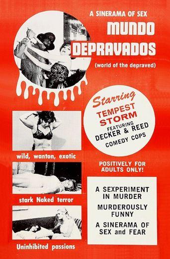 World of the Depraved Poster