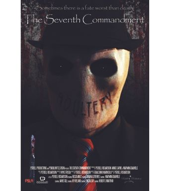 The Seventh Commandment Poster