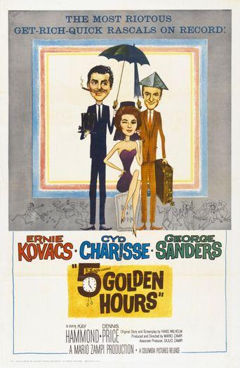 Five Golden Hours Poster