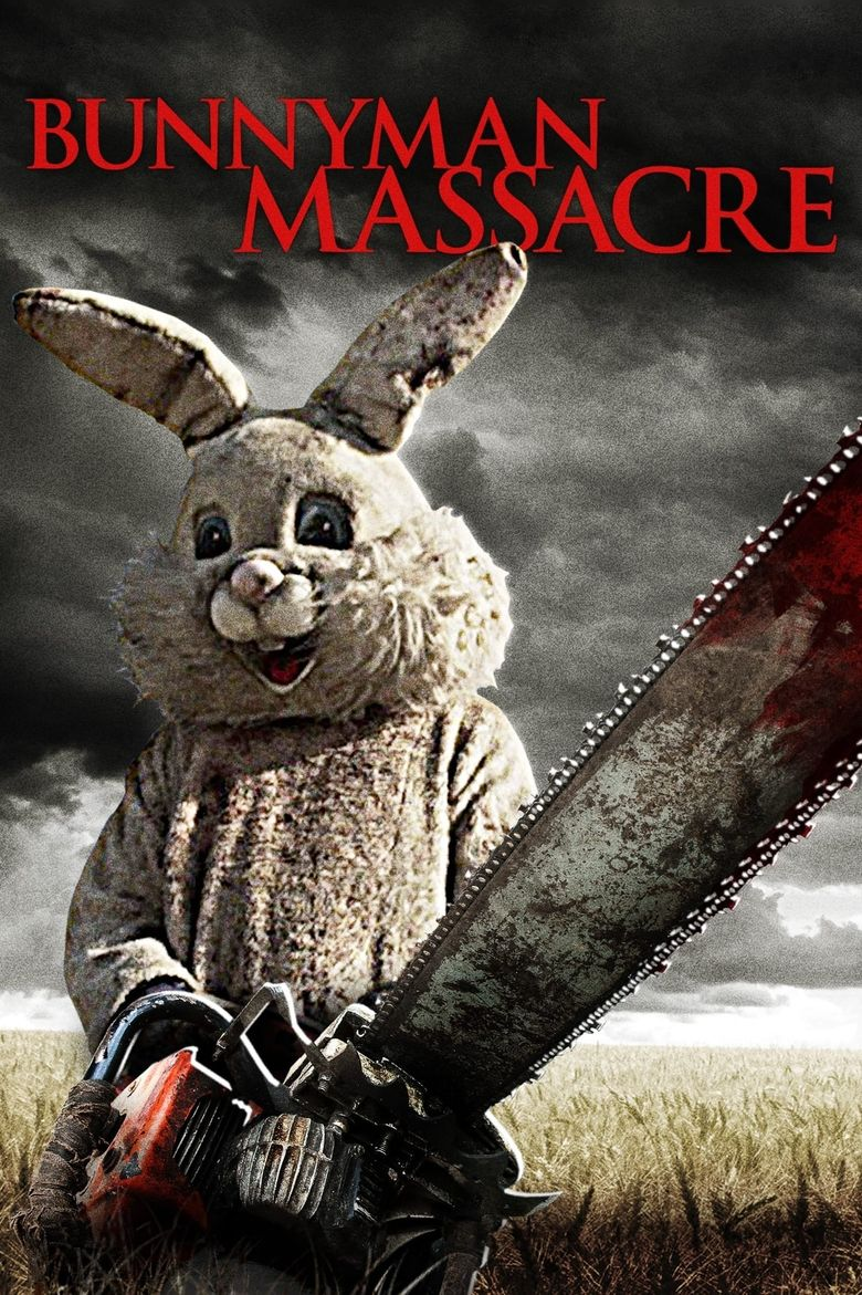 The Bunnyman Massacre Poster