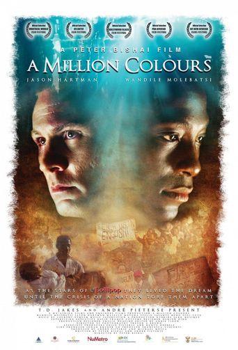 A Million Colours Poster