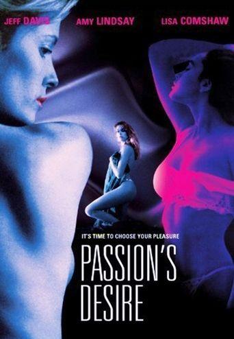 Passion's Desire Poster