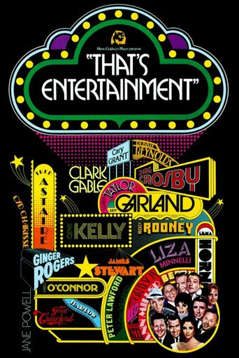 That's Entertainment! Poster