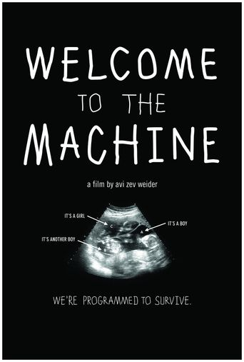 Welcome to the Machine Poster