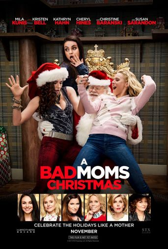 Watch A Bad Moms Christmas