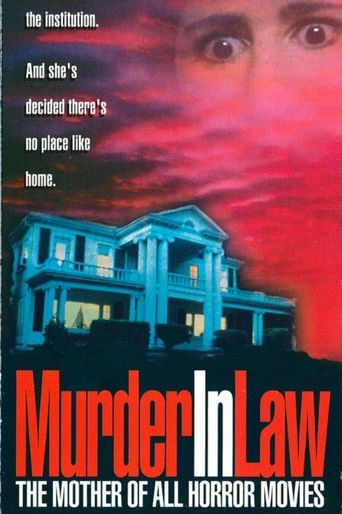 Murder in Law Poster