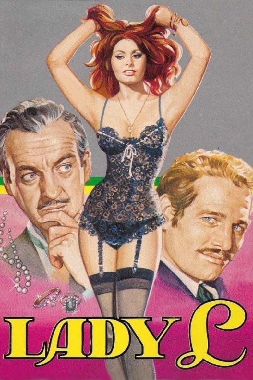 Lady L Poster