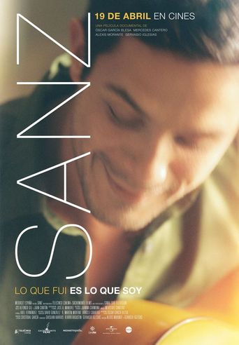 Alejandro Sanz: What I Was Is What I Am Poster