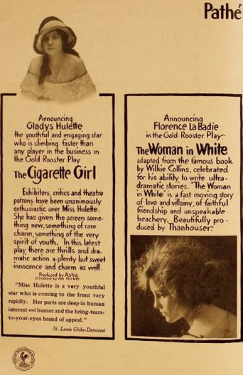 The Woman in White Poster