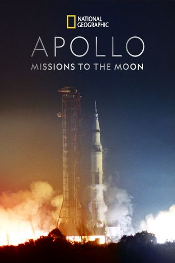 Apollo: Missions to the Moon Poster