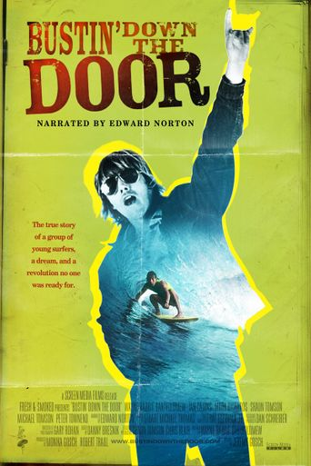 Bustin' Down the Door Poster