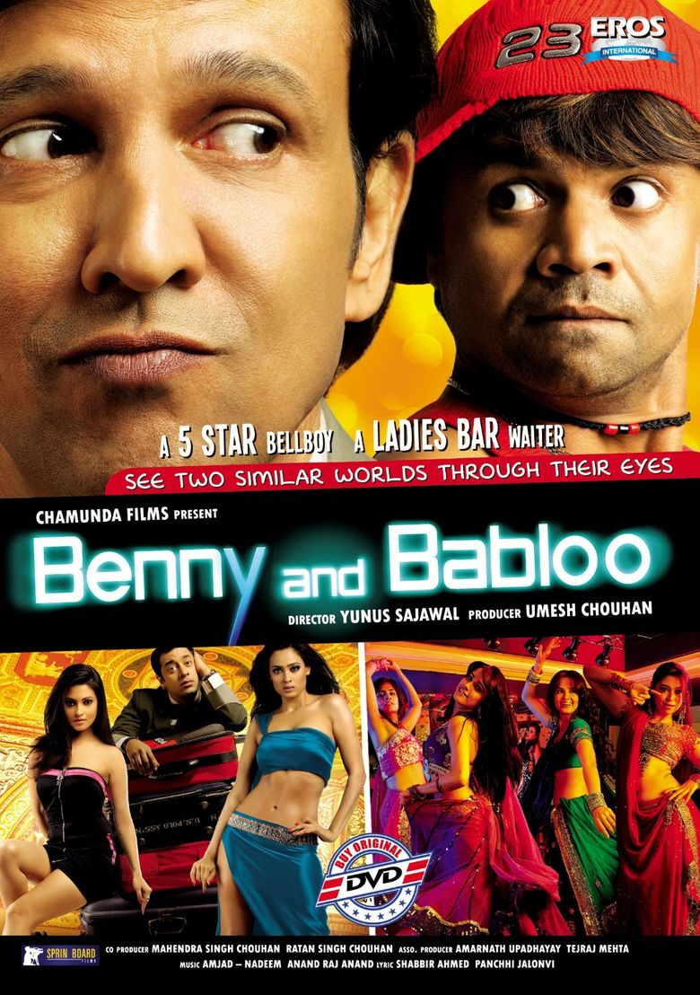 Benny And Babloo Poster