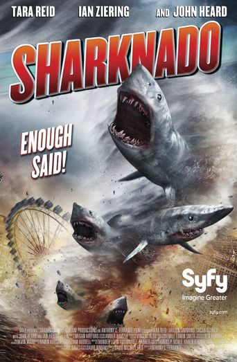 Watch Sharknado