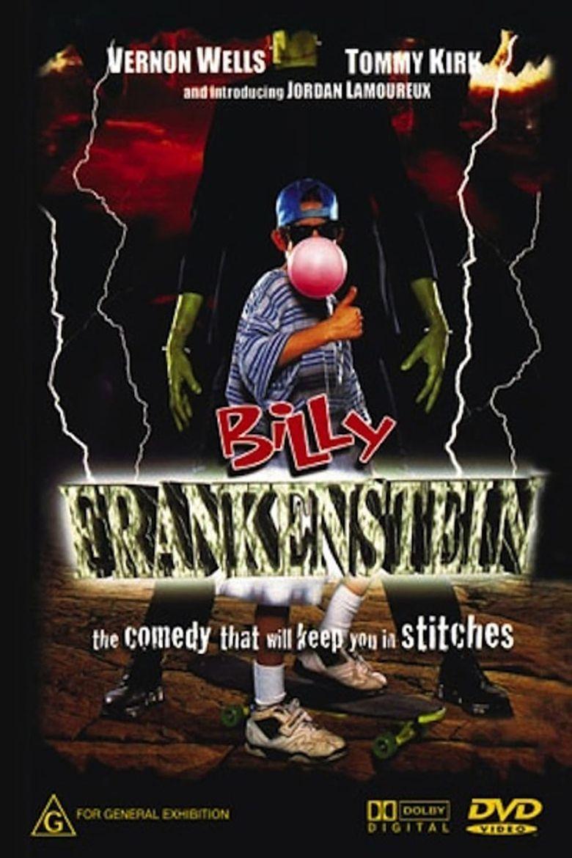Billy Frankenstein Poster