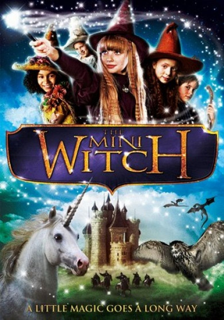 The Mini Witch Poster
