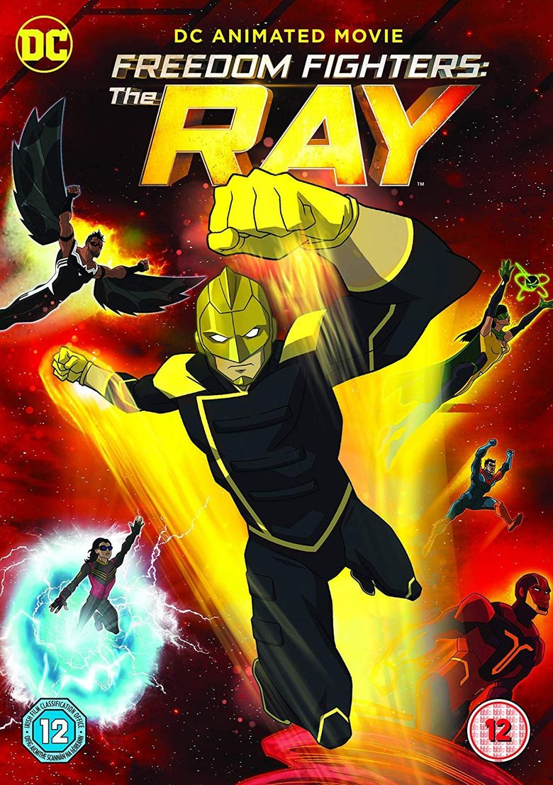 Freedom Fighters: The Ray Poster