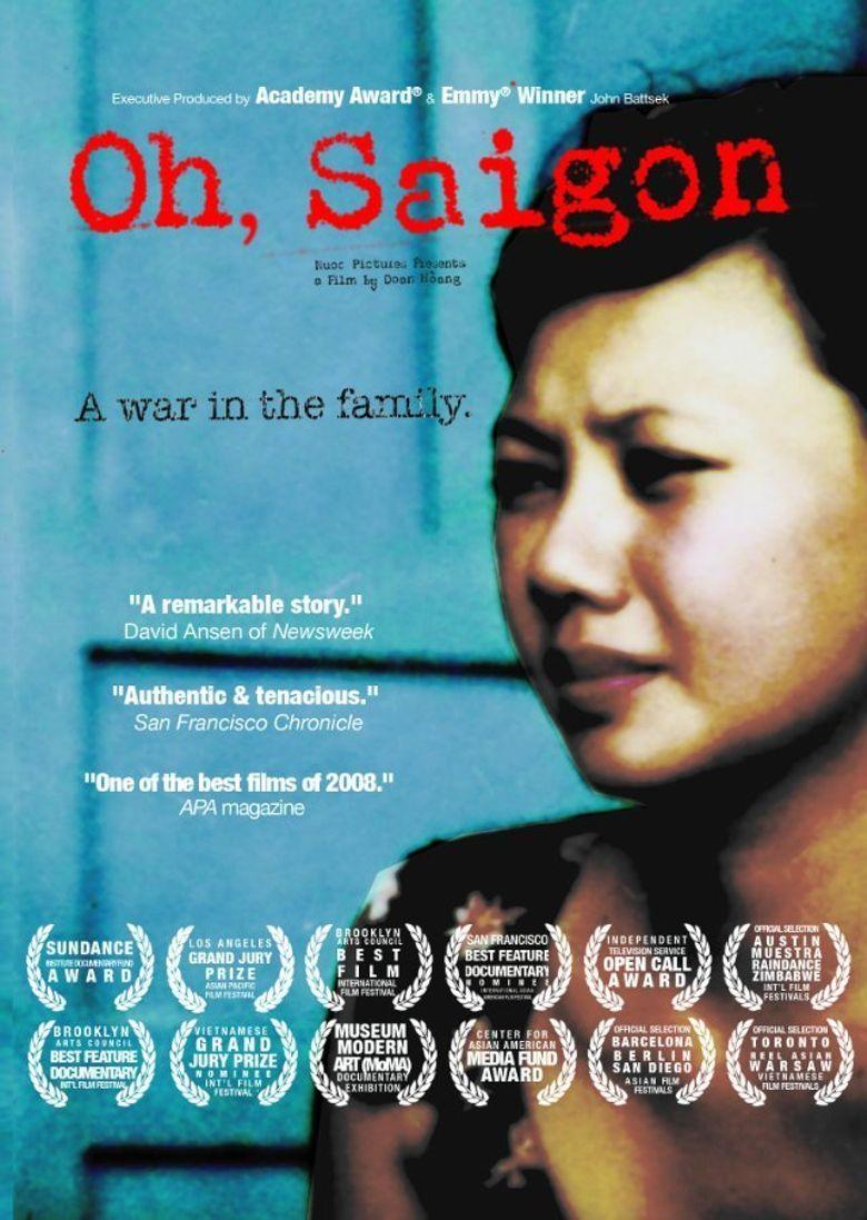 Oh, Saigon Poster