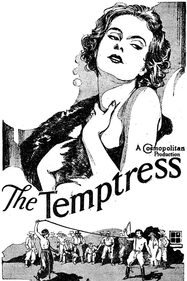 The Temptress Poster