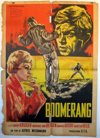 Bumerang Poster