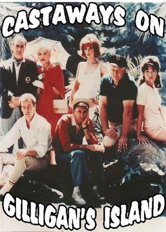 The Castaways on Gilligan's Island Poster