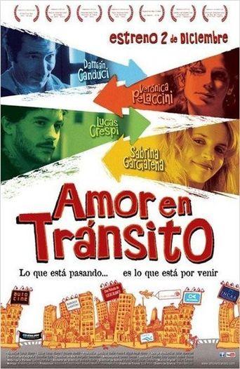 Amor en tránsito Poster