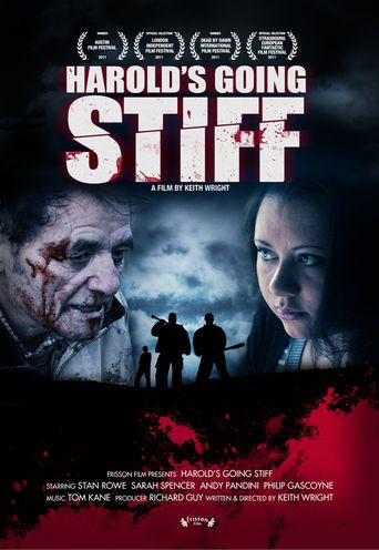Harold's Going Stiff Poster