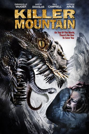 Killer Mountain Poster