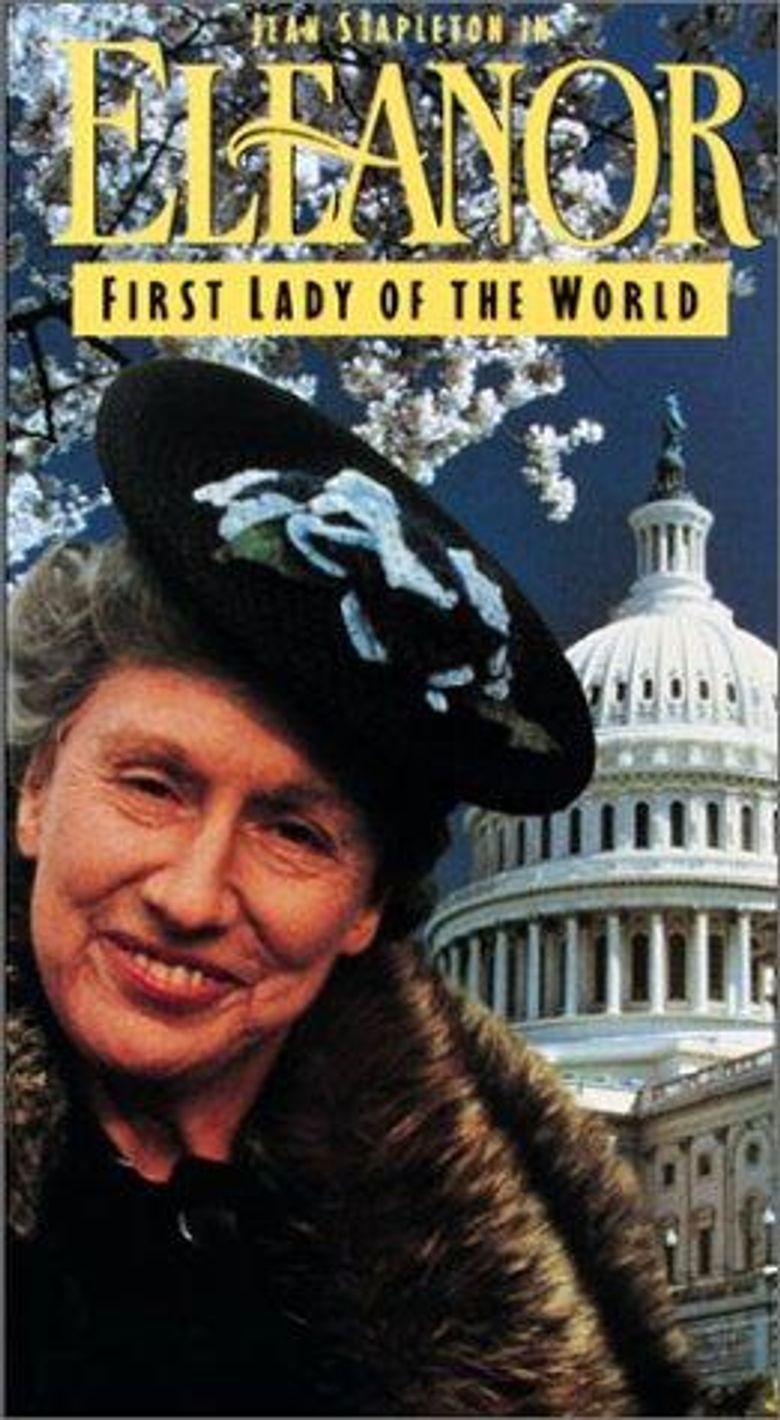 Eleanor, First Lady of the World Poster