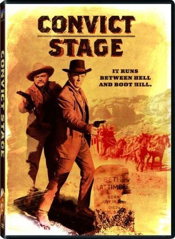 Convict Stage Poster