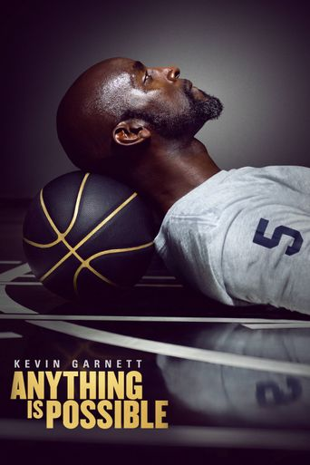 Kevin Garnett: Anything is Possible Poster