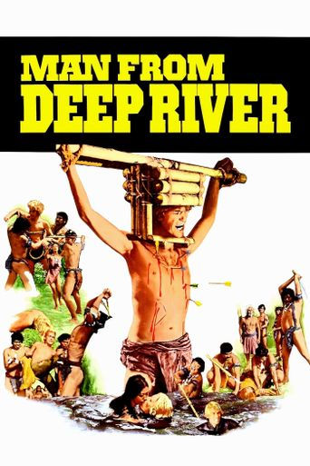 Man from Deep River Poster
