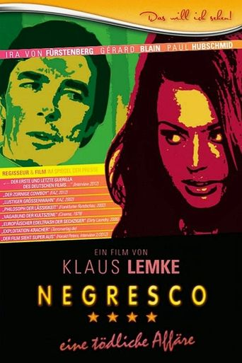 Negresco Poster