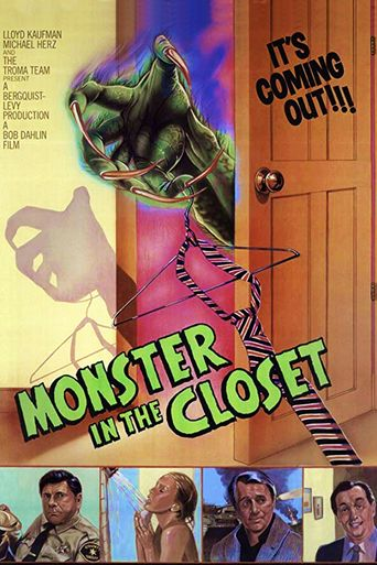 Monster in the Closet Poster