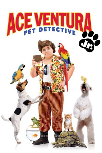 Ace Ventura Jr: Pet Detective Poster