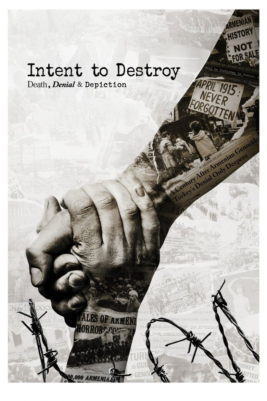 Intent to Destroy: Death, Denial & Depiction Poster