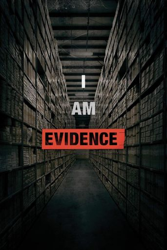 I Am Evidence Poster